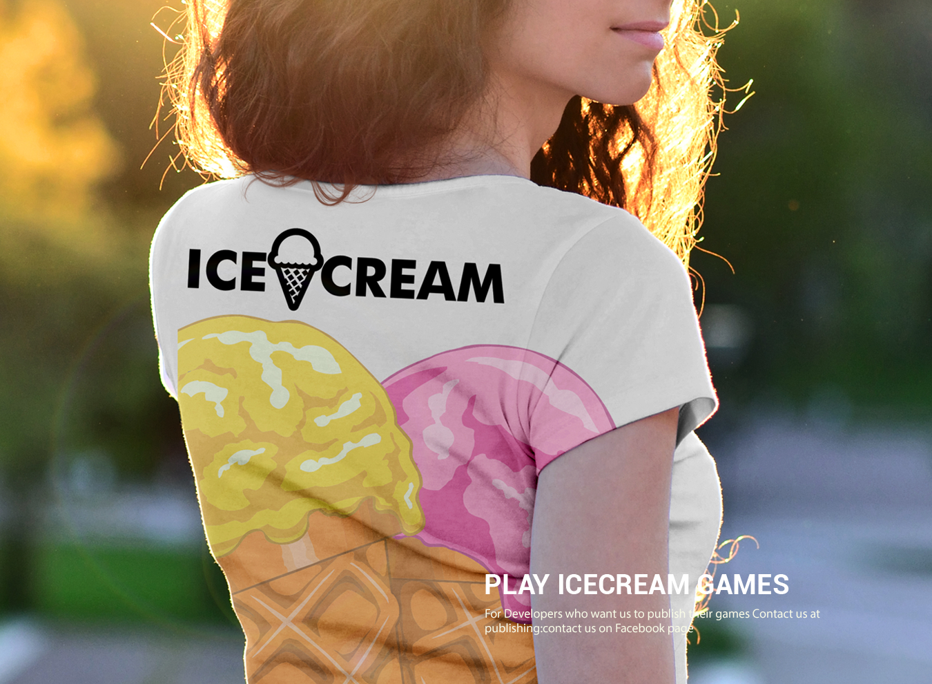 play icecream games